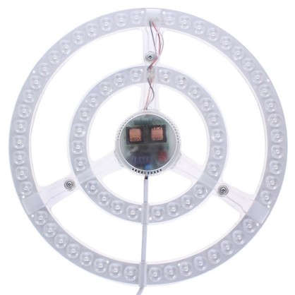 Модуль светодиодный круглый на магнитах с драйвером 72 Вт 5200 Лм свет нейтральный
