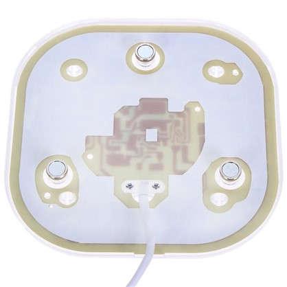 Купить Модуль светодиодный квадратный на магнитах с драйвером 24 Вт 1680 Лм свет нейтральный дешевле