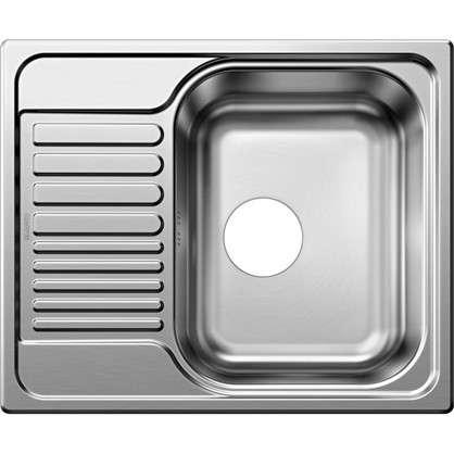 Купить Мойка врезная Blanco Mini 60.5x50 см глубина 16 см нержавеющая сталь дешевле