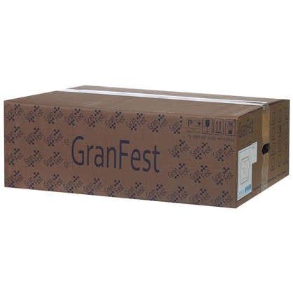 Мойка врезная Granfest Rondo GF-R-650L глубина 20 см цвет черный