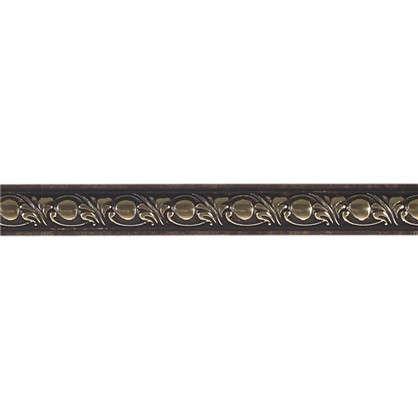 Купить Молдинг настенный интерьерный 2 м 30х14 см цвет золотой дешевле