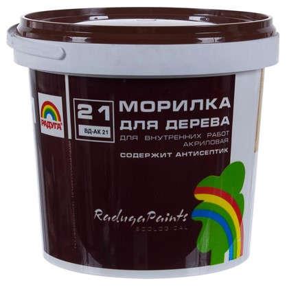 Морилка для дерева акриловая цвета лиственница Радуга-21 ВДАК 1 кг