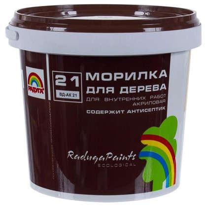 Морилка для дерева акриловая цвета сосна Радуга-21 ВДАК 1 кг