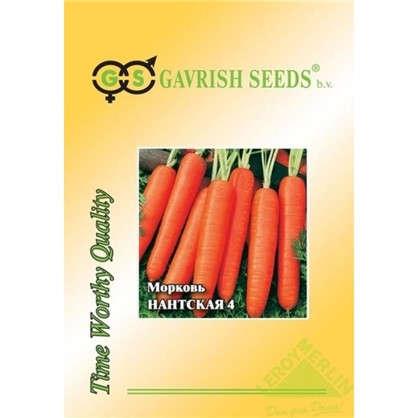 Купить Морковь Нантская 4 дешевле