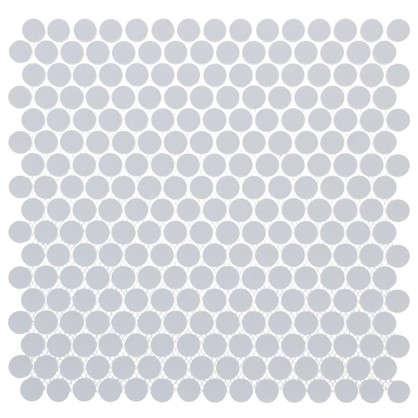 Мозаика Artens 31х31.5 см керамика цвет белый