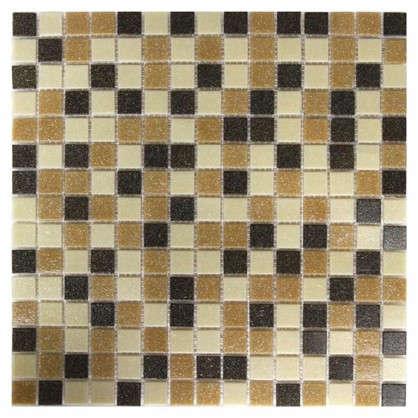 Мозаика Artens 32.7х32.7 см керамическая цвет бежевый/коричневый