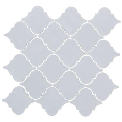 Мозаика Artens Antik 27.7х29.1 см керамическая цвет белый