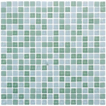 Мозаика Artens Tonic 30х30 см стекло цвет зелёный