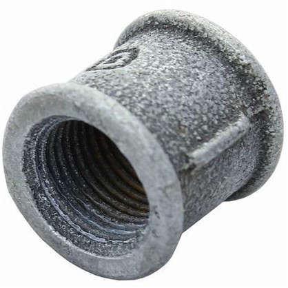 Муфта оцинкованная внутренняя резьба 1 1/4 мм чугун
