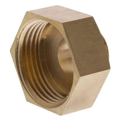 Муфта переходная 1 x 1/2 дюйма внутренняя-наружная резьба