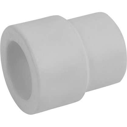 Купить Муфта переходная d 25х20 мм полипропилен дешевле