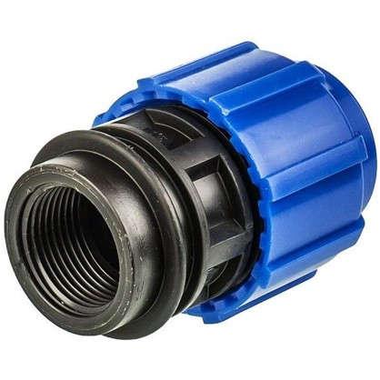 Купить Муфта переходная ТПК-Аква внутренняя резьба 32x1 мм полиэтилен дешевле