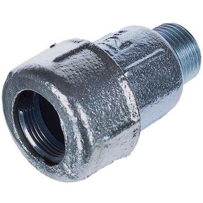 Купить Муфта соединительная наружная резьба 3/4 мм дешевле