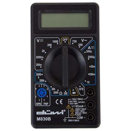 Мультиметр цифровой  M830B PROFI duwi