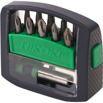 Купить Набор бит Hikoki Assorti 25 мм 1/4 дюйма 11 шт. дешевле