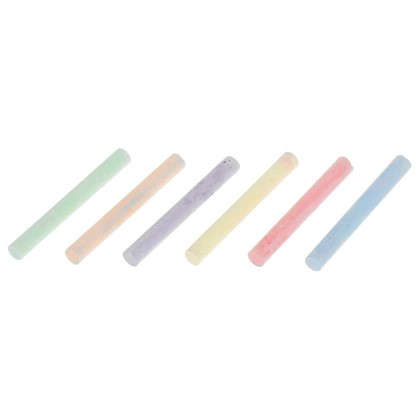 Набор цветных мелков 12 шт