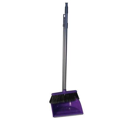 Купить Набор для уборки Ленивка Люкс цвет фиолетовый дешевле