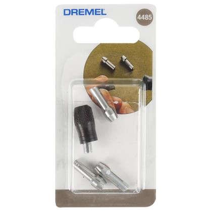 Набор Dremel 4485 4 цанги 1 муфта