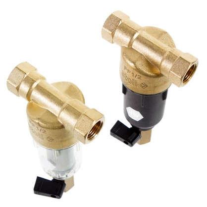 Набор фильтров механической очистки Atoll для холодного/горячего водоснабжения 1/2 дюйма