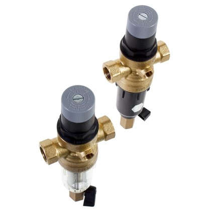 Набор фильтров механической очистки для холодного/горячего водоснабжения 1/2 дюйма