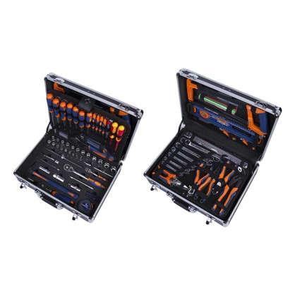 Купить Набор инструмента Dexell 130 предметов дешевле