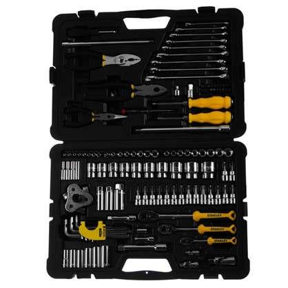 Купить Набор инструмента Stanley 125 предметов дешевле