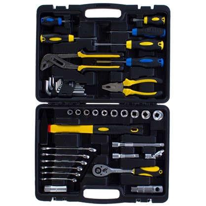 Набор инструментов 41 предмет Topex