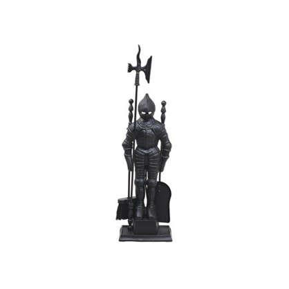 Набор каминный D50011BK 3 предмета цвет чёрный