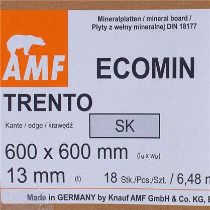 Набор кассет Trento AMF 13 мм 18 шт.