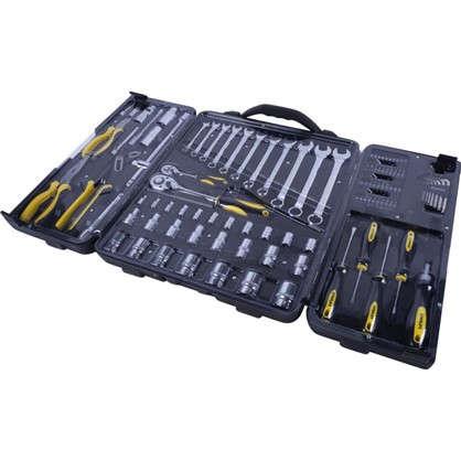 Набор ключей и торцевых головок 110 предметов