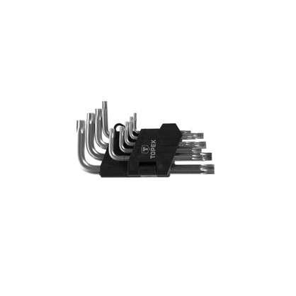 Набор ключей Topex Torx T10-T50 9 шт.