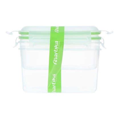 Набор контейнеров для хранения продуктов 1.15 л/1.8 л