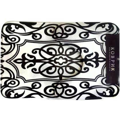 Набор ковриков для ванной 45х75 см 45х45 см цвет в ассортименте