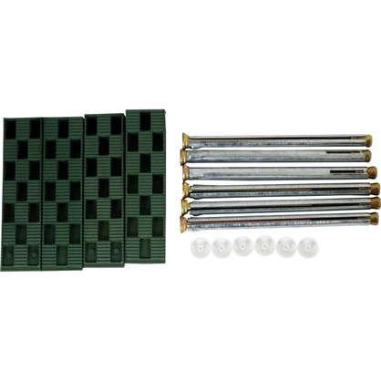 Набор монтажный для окон ПВХ с анкерами 3.1х26.2х11 см