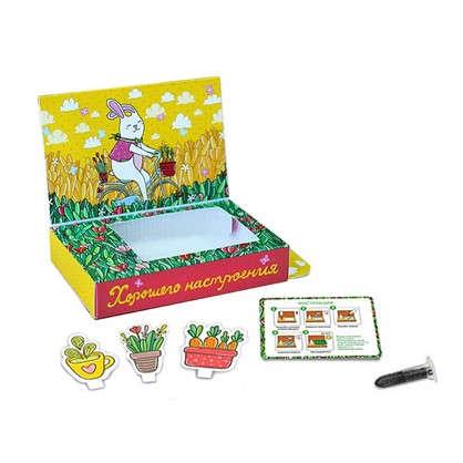 Купить Набор подарочный для выращивания Веселые моменты Хорошего настроения! дешевле