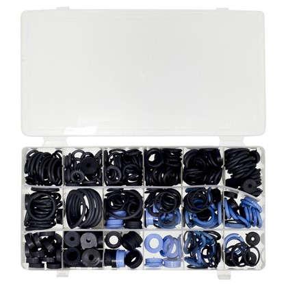 Купить Набор прокладок Сантехник резина 405 шт. дешевле