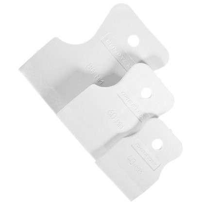 Набор шпателей Сибртех белая резина 40/60/80 мм 3 шт.