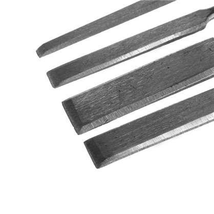 Набор стамесок по дереву 6-24 мм 4 шт.