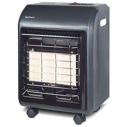 Нагреватель газовый инфракрасный UK-10 с тремя режимами 4.2 кВт