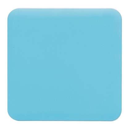Накладка для выключателя/переключателя Lexman цвет бирюзовый