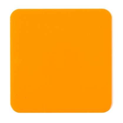 Накладка для выключателя/переключателя Lexman цвет оранжевый