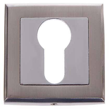 Накладка дверная Фабрика замков A 2 ET цвет матовый никель