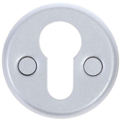 Купить Накладка дверная Фабрика замков Е 002 цвет матовый хром дешевле