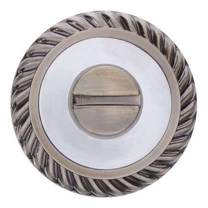 Накладка-фиксатор для дверей Palladium D 3 BK цвет античная бронза
