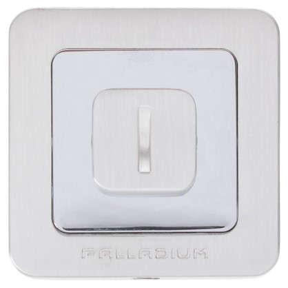 Купить Накладка-фиксатор для дверей Palladium E BK цвет палладий дешевле