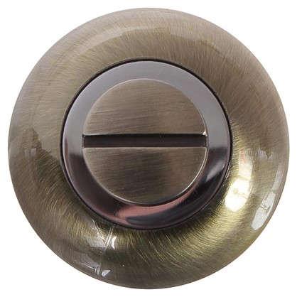 Накладка на цилиндр Фабрика замков A 1 BK цвет античная бронза