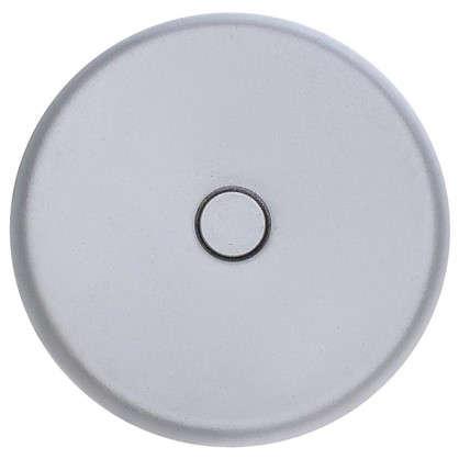 Купить Накладка на цилиндр Фабрика замков Е 004 цвет матовый хром дешевле