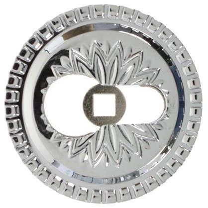 Накладка под цилиндр ET CL/HD CP-8 цвет хром 2 шт.