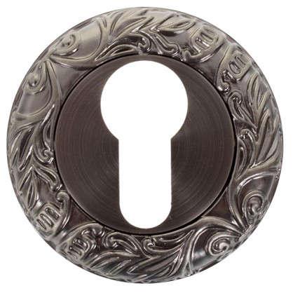 Купить Накладка под цилиндр ET SM AS-3 цвет античное серебро дешевле