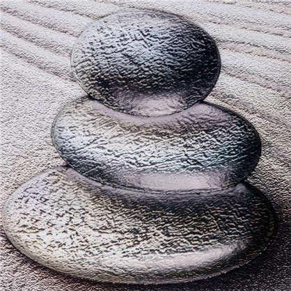 Наклейка 3D Сад камней POA 9101